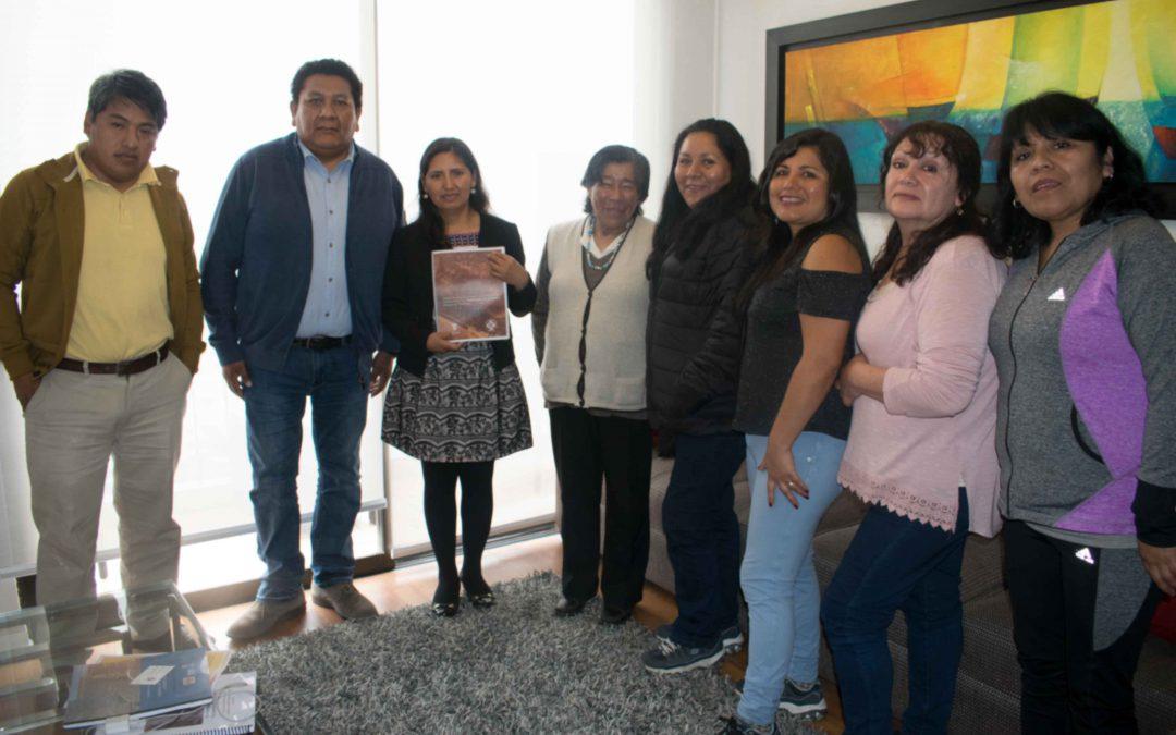 Pasantía Gastronómica la Mistura Lima-Perú