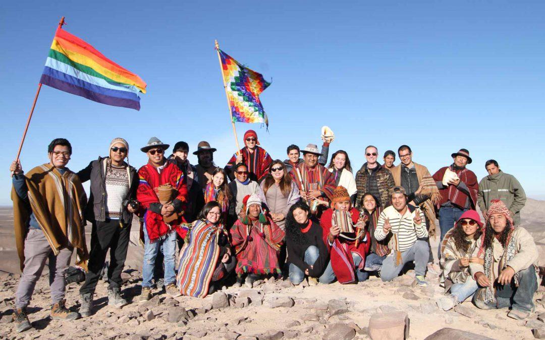 Celebración del Inti Raymi 2018