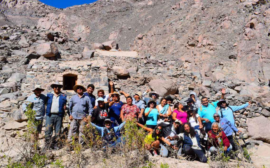 Día del Patrimonio Mayo 2018, Quipisca