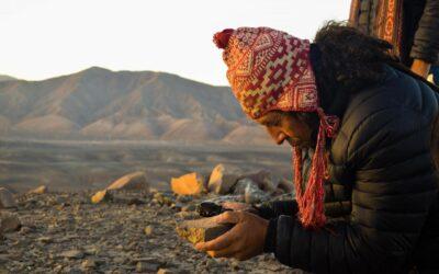 Lalo Taki Kuti; «El entendimiento con la Pacha es nuestro aprendizaje»