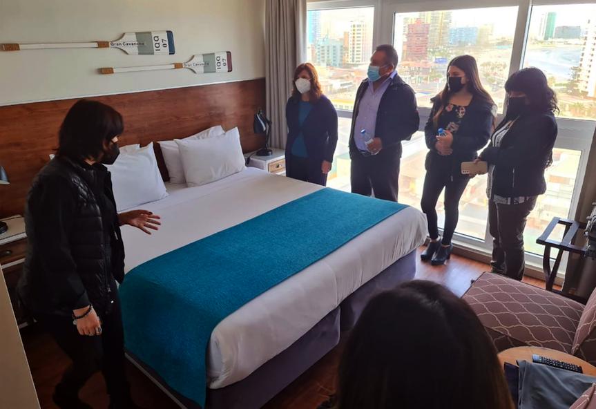 Cooperativa de Turismo Quipisca Ancestral oficializa alianza con Hotel Gran Cavancha