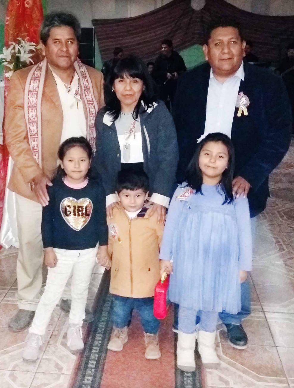 Noveno Aniversario de la Comunidad Quechua de Quipisca