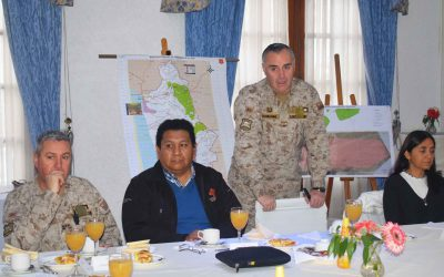 Se constituye mesa de trabajo tripartita entre Consejo de Monumentos Nacionales, Ejército y Comunidad Quechua de Quipisca