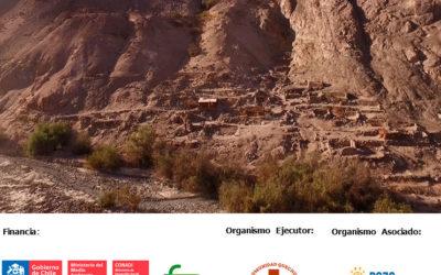 Lanzamiento de Proyecto FPA Puesta en Valor de la Cultura y el Patrimonio, y Protección del Territorio a través del desarrollo Etnoturístico en Quipisca
