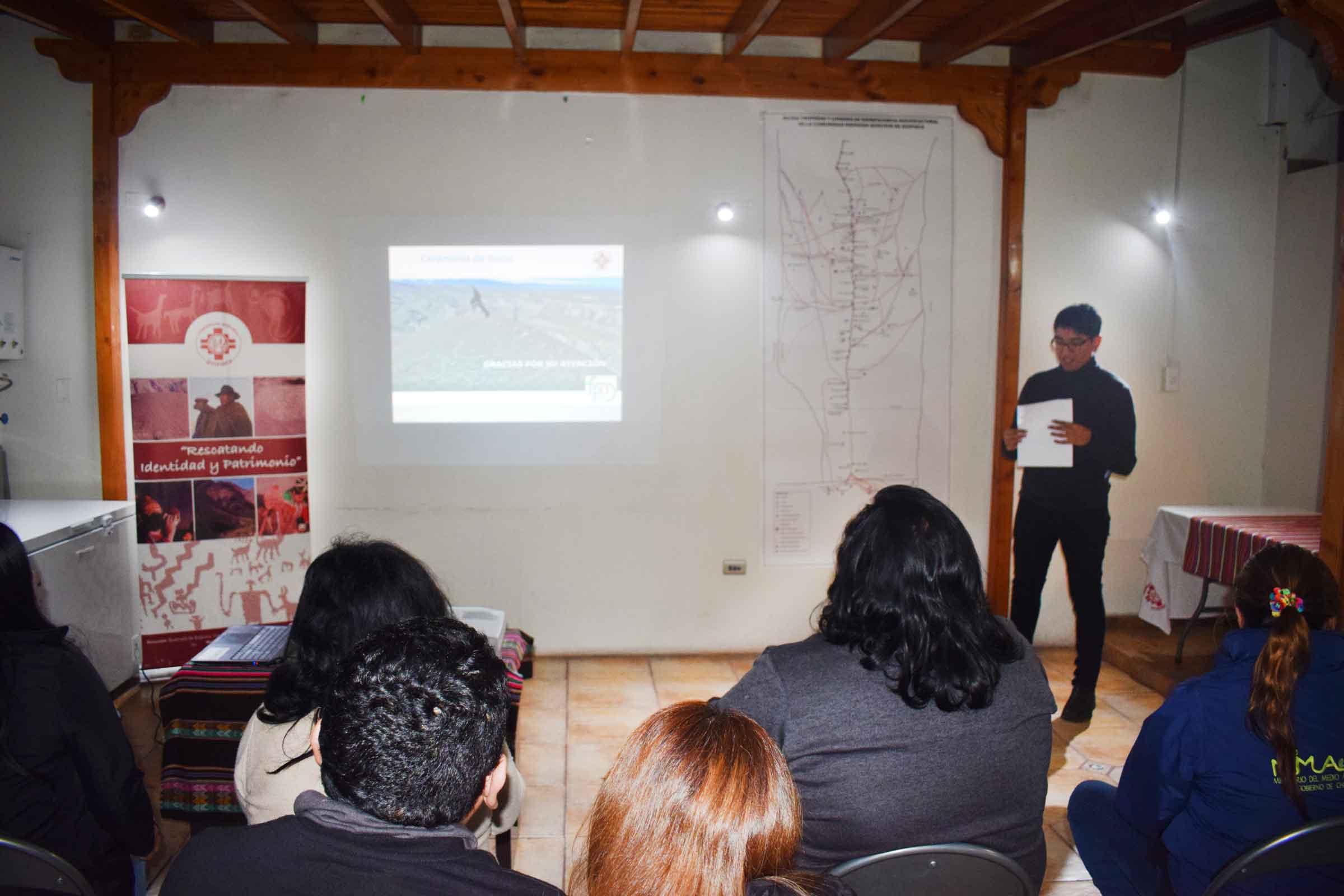 Presentación de proyecto